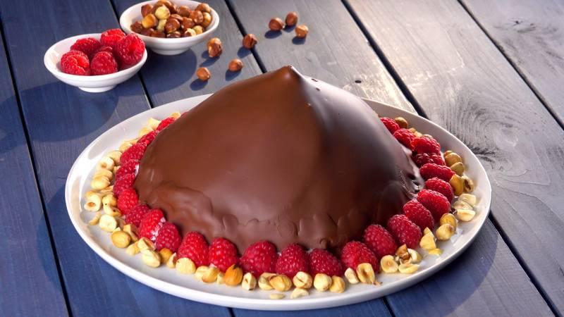 Торт пломбир - 8 домашних вкусных рецептов приготовления