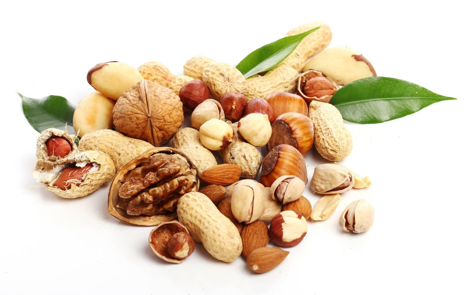 За что мы любим орехи? — портал ореховод