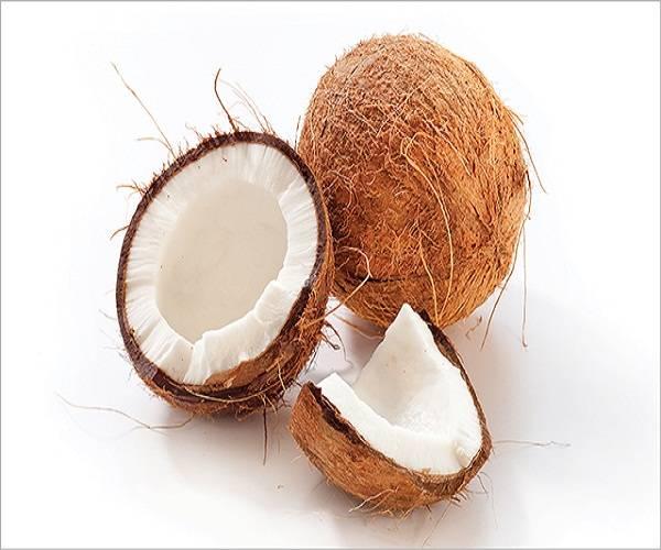 Кокос: калорийность, полезные свойства