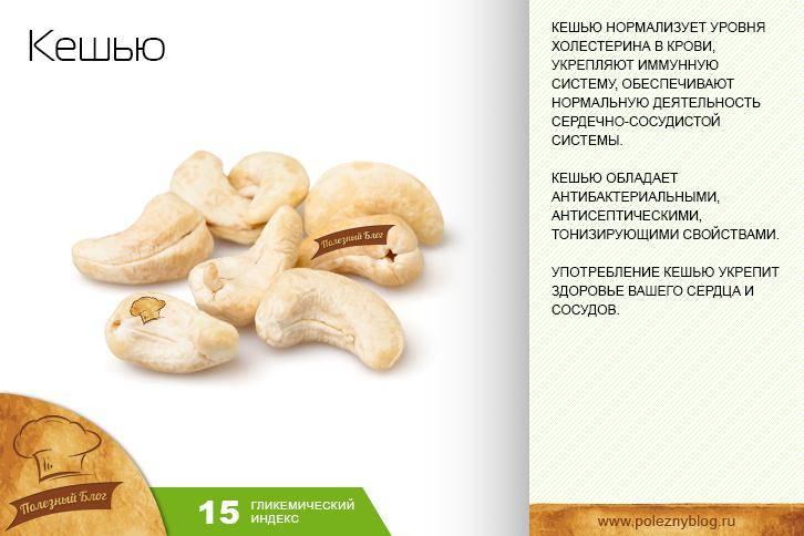 Кешью для мужчин: польза и вред индийского ореха для организма