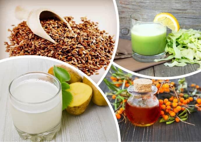 Продукты питания при гастрите с пониженной кислотностью