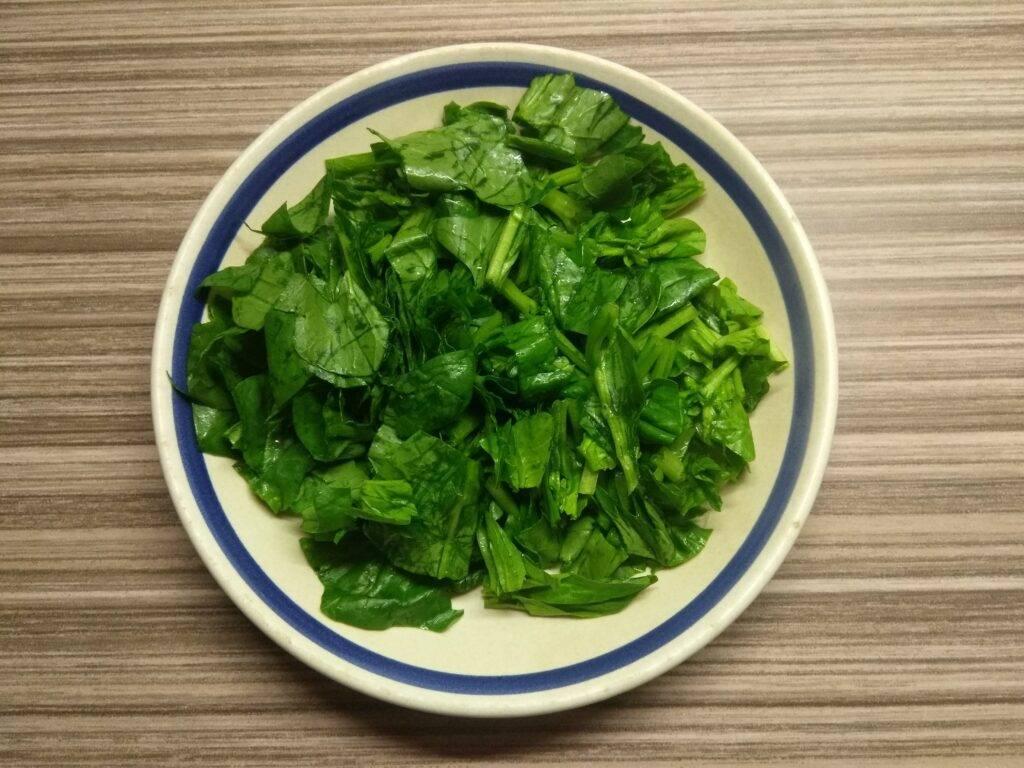 Очень простой рецепт консервированного шпината пошагово с фото, рецепт домашней кухни