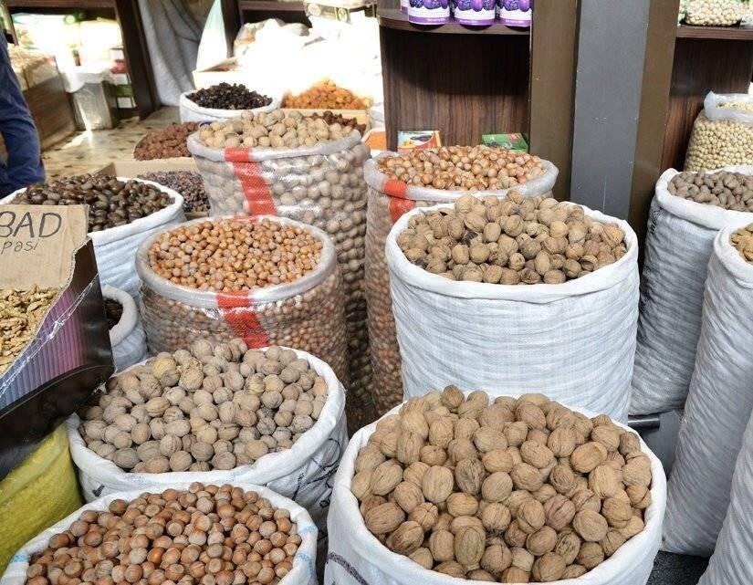 Usda fas: анализ ореховой отрасли турции за 2015 год