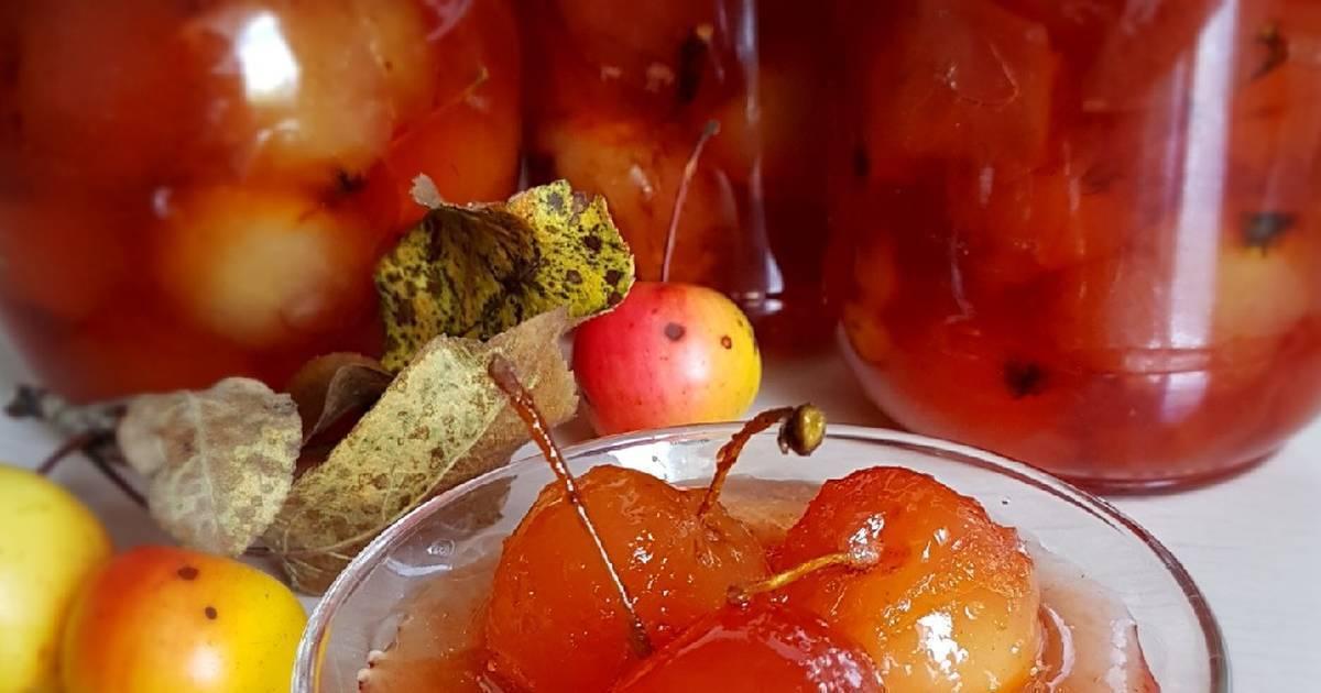 Варенье из райских яблок - рецепт красивого и очень вкусного лакомства