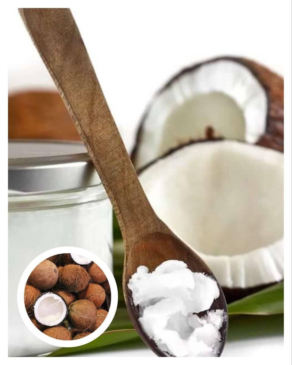 Кокосовое масло: применение в косметологии, в лечебных целях