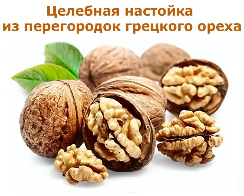 Грецкие орехи при диабете - правила употребления