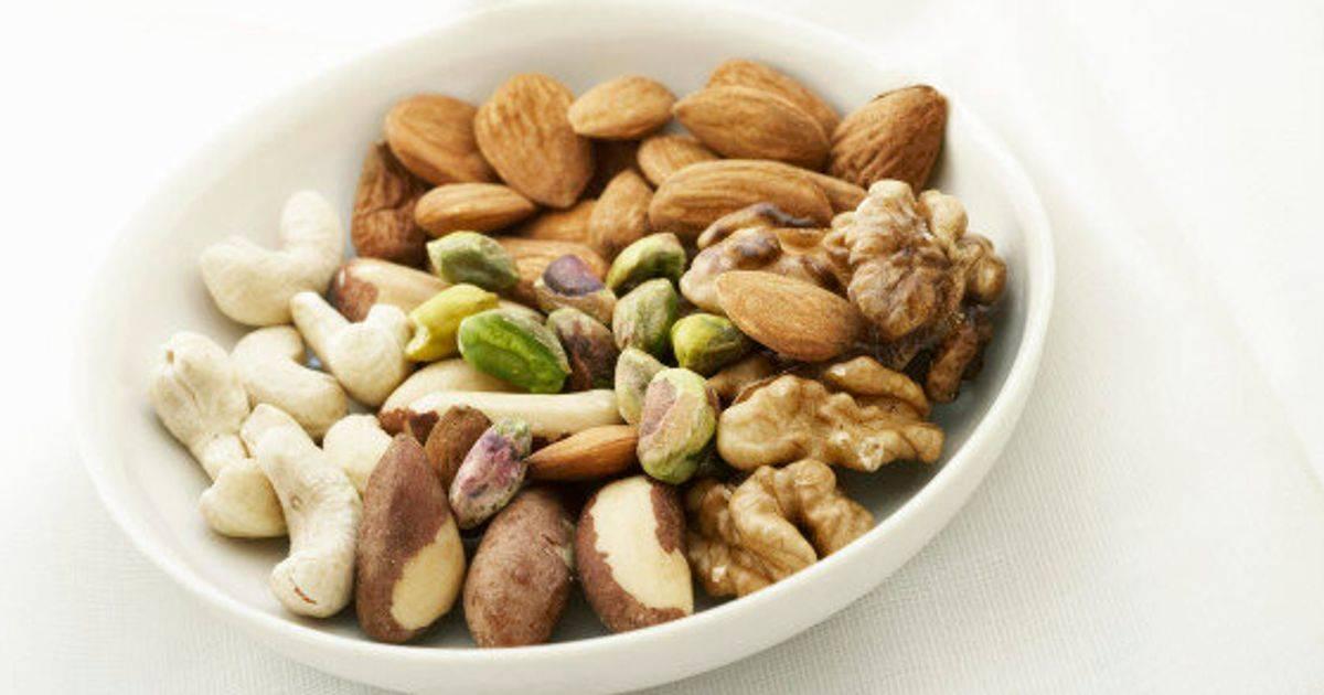 Можно есть орехи при геморрое