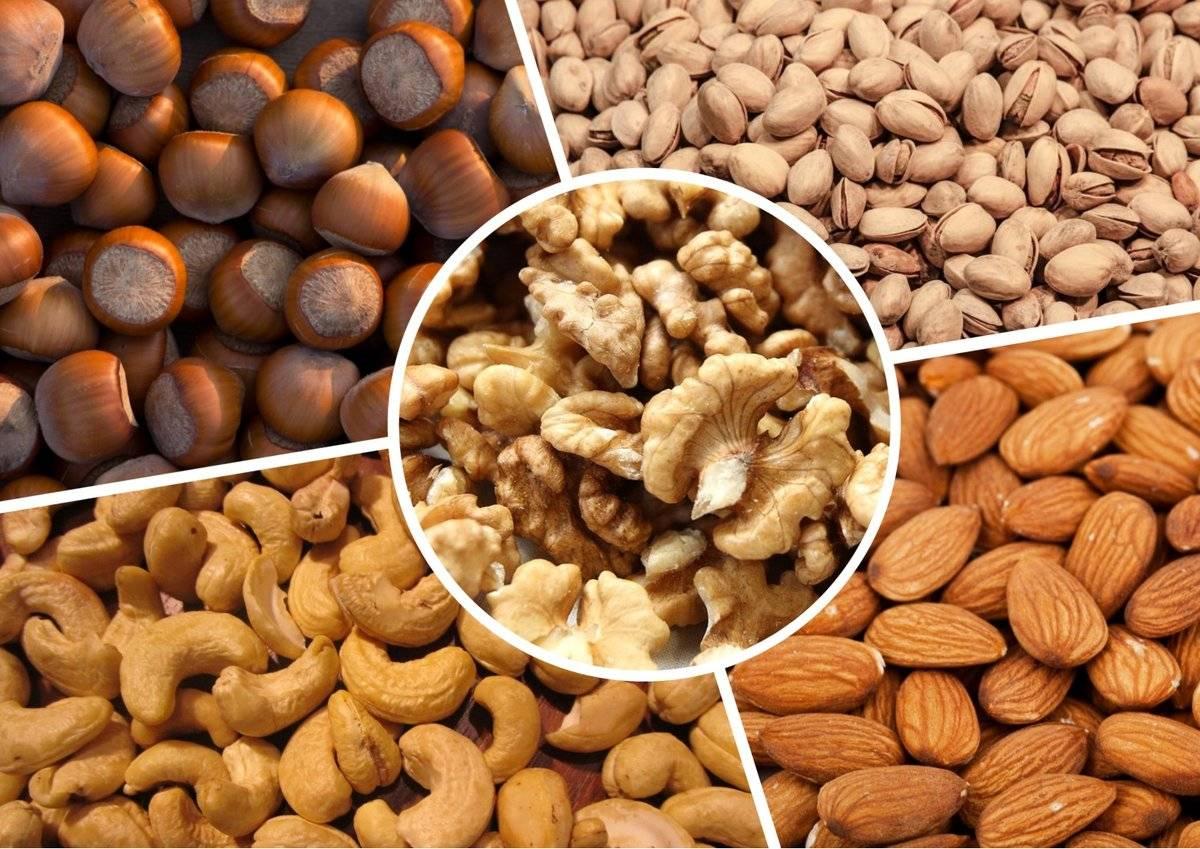 Орехи кешью - польза и вред