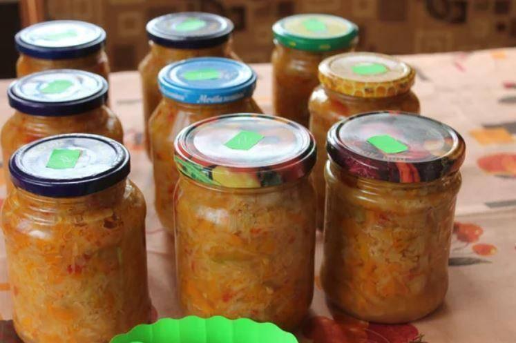 Щи на зиму в банках: рецепты из свежей и квашеной капусты, с помидорами, перцем, томатной пастой, перловкой, без уксуса