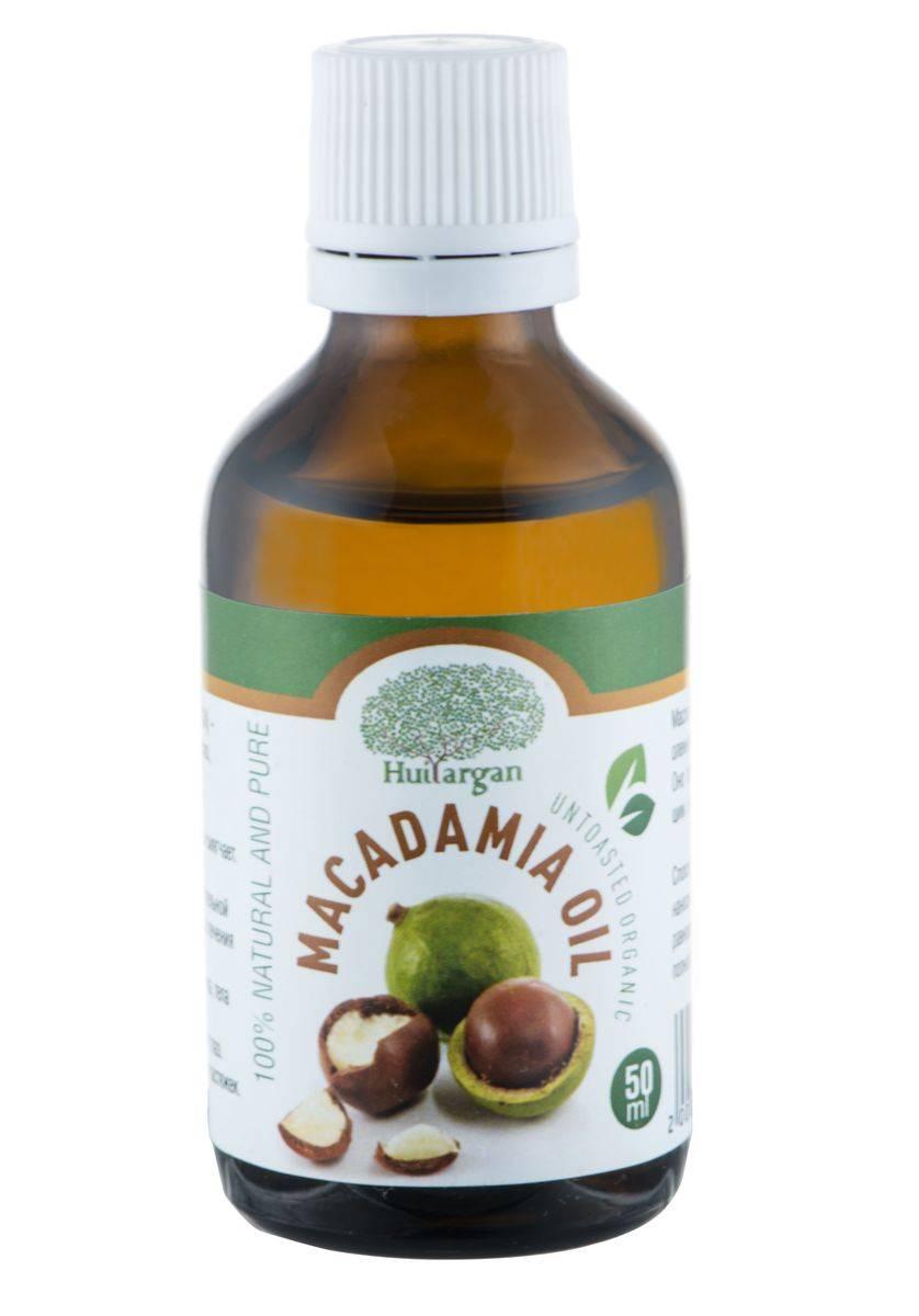 Масло макадамии: полезные свойства и применение