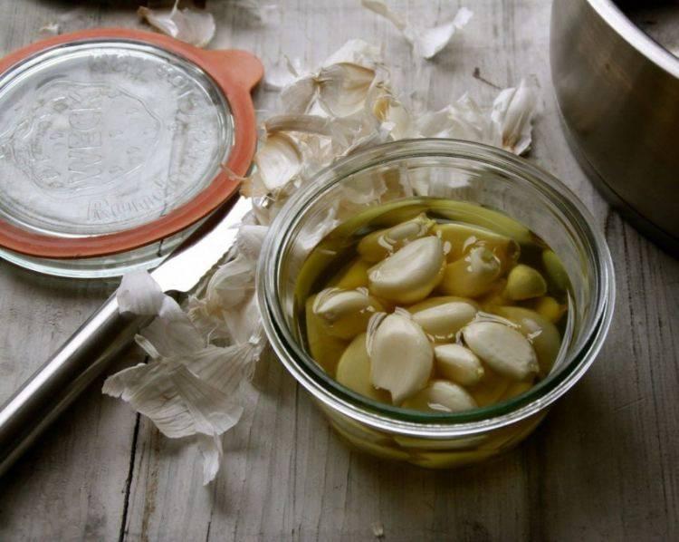 Чеснок на зиму: очень вкусные рецепты