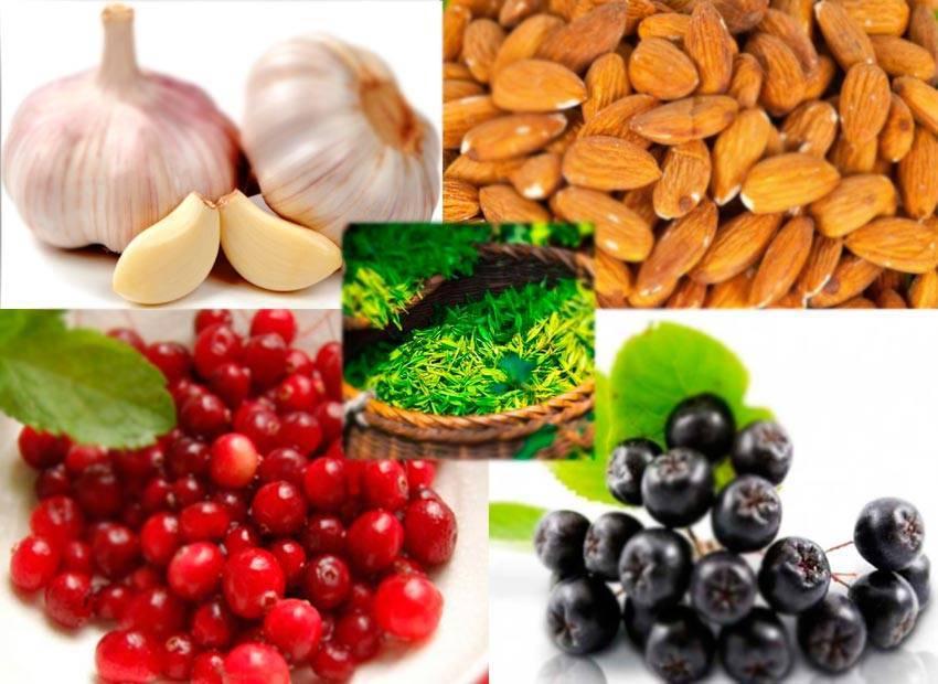 Грецкий орех при гипертонии – повышает или понижает давление