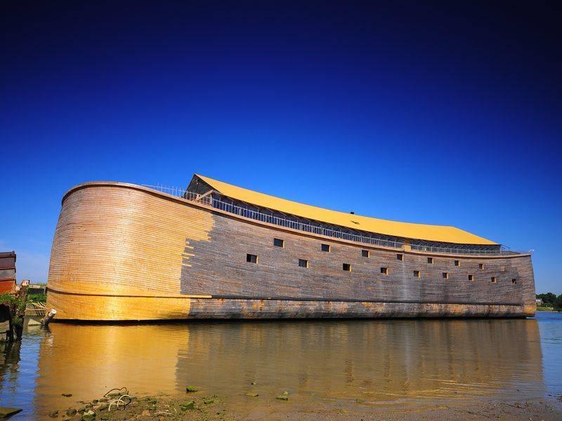 Ной и ноев ковчег: библейская история