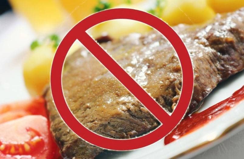 Что можно есть при подагре - сбалансированное питание, полезные и нежелательные продукты