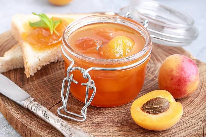 Джем из абрикосов - 10 рецептов без косточек на зиму с пошаговыми фото
