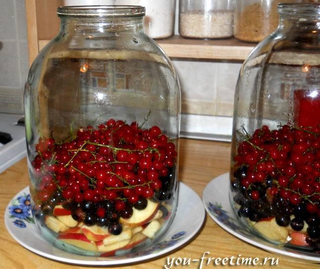 Самые популярные домашние заготовки на зиму из красной смородины