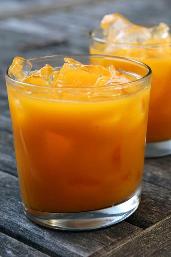 Как приготовить тыквенный сок в домашних условиях на зиму