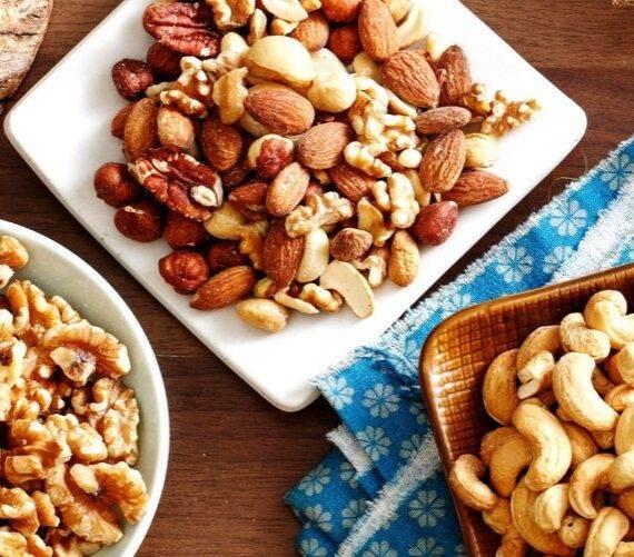 Орехи при запорах у взрослых - здоровыйжелудок