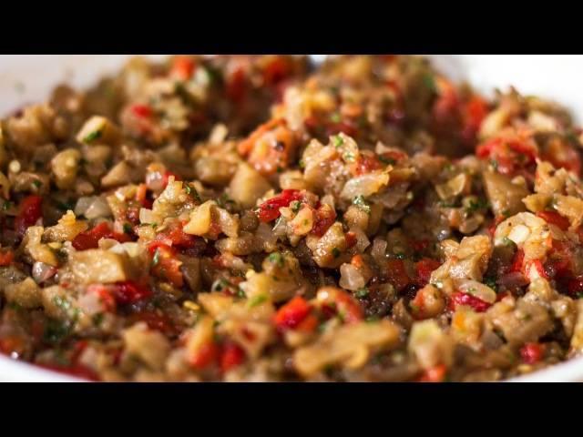 Блюда из баклажанов: 20 быстрых и вкусных рецептов