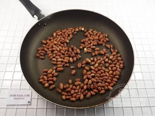 Как калить кедровые орехи