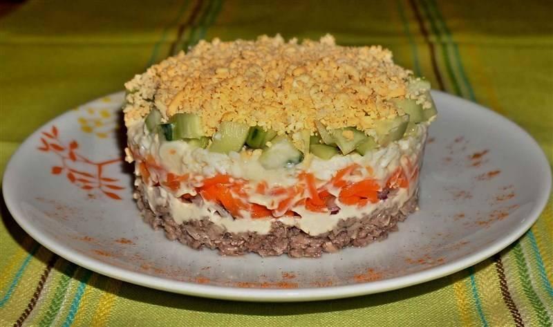 Рыбные салаты - 20 простых и вкусных рецептов на каждый день