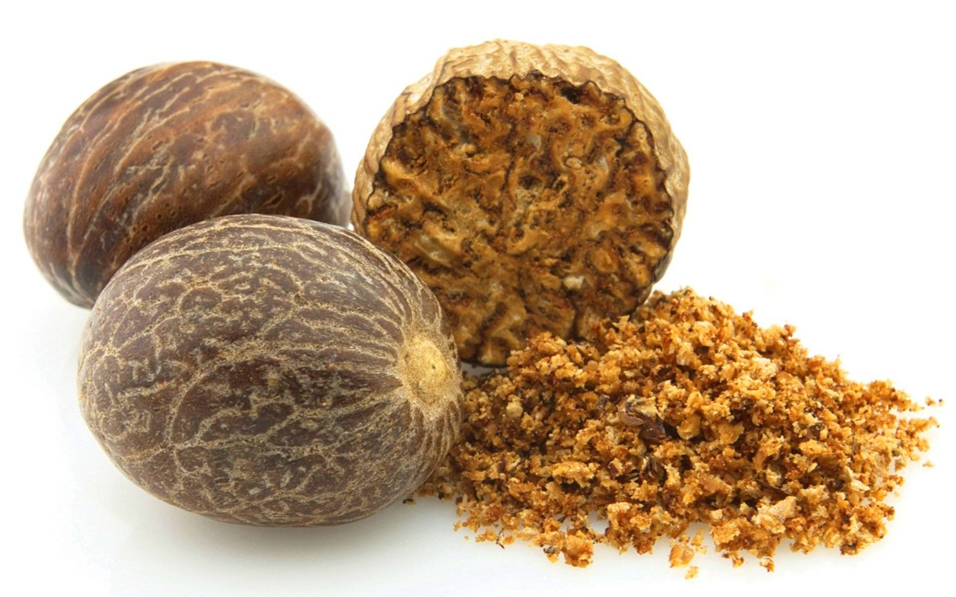 Чем полезен мускатный орех для мужчин