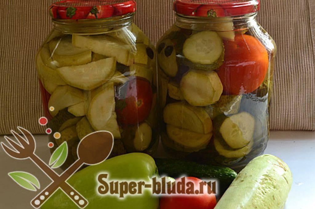 Маринованные кабачки быстрого приготовления — 9 вкусных рецептов