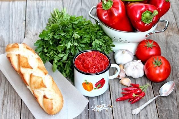 Кетчуп из помидоров и болгарского перца на зиму – 5 рецептов в домашних условиях