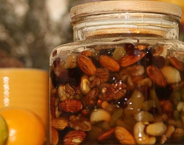 Какие орехи помогают повысить гемоглобин
