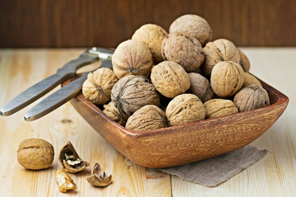 Орехи при беременности | уроки для мам