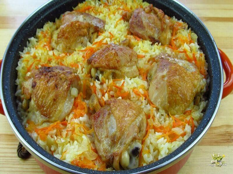 Курица с рисом в духовке; самые вкусные и простые рецепты в рукаве и под фольгой