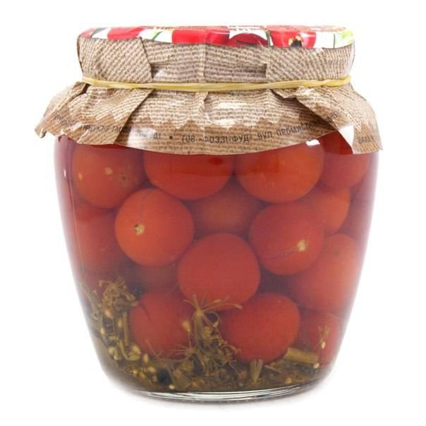 Солёные помидоры на зиму — 5 рецептов приготовления без стерилизации