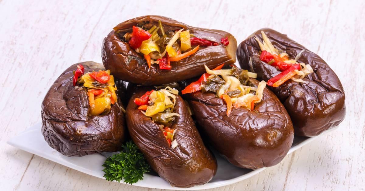 Квашеные баклажаны — лучшие рецепты