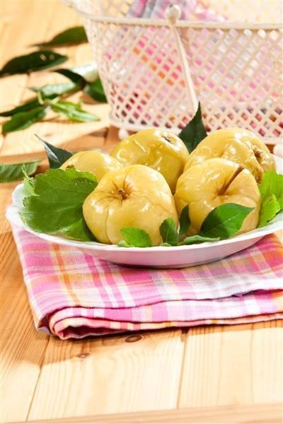 Моченые яблоки — 10 пошаговых рецептов в домашних условиях