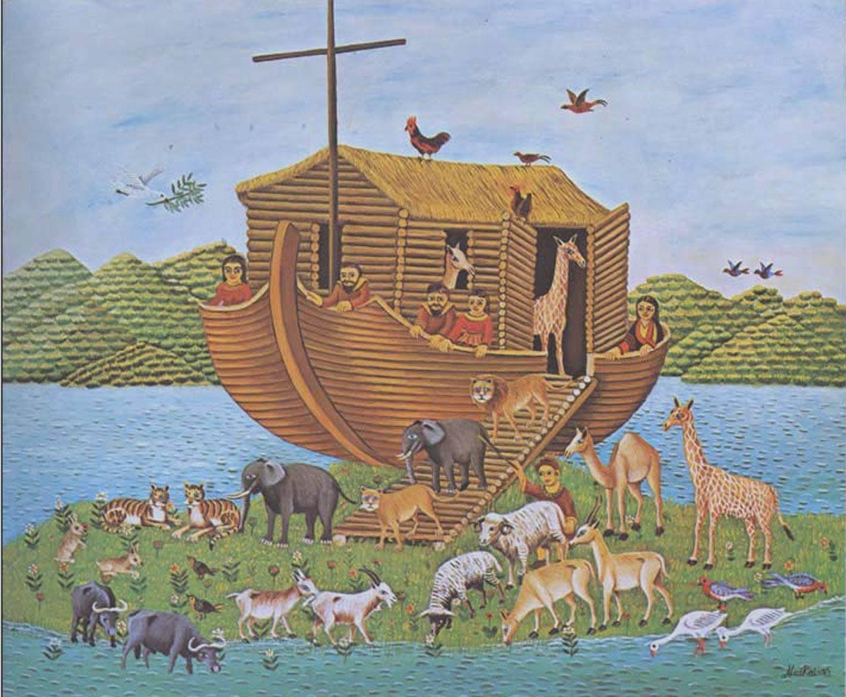 Ковчег завета - прообраз иисуса христа; внутри скрижали;