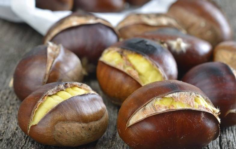 Как правильно употреблять каштаны в пищу - орех эксперт