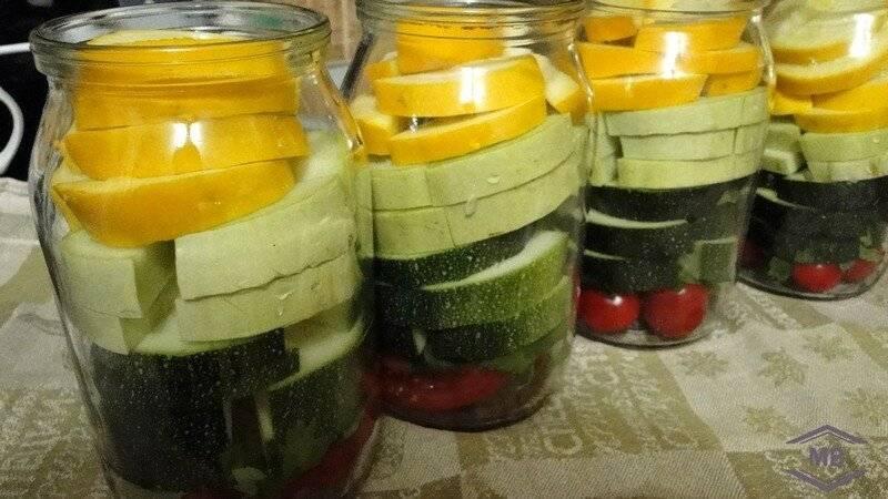 Закуска из кабачков в свекольном соке. лечо, консервированные овощи и блюда из них