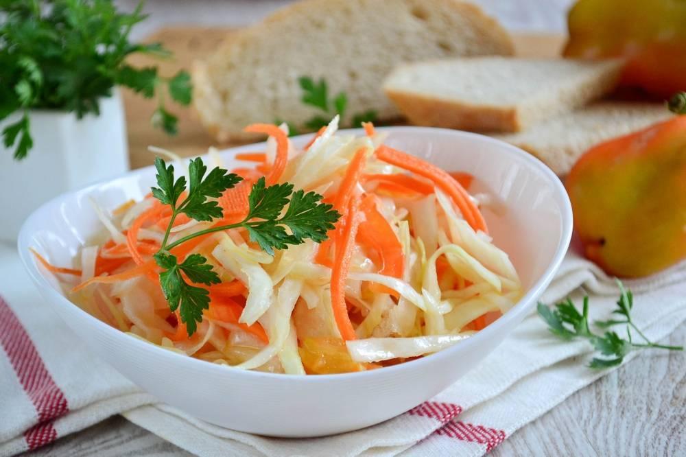 Капуста провансаль. классические рецепты на зиму с перцем болгарским, свеклой, виноградом, яблоками, изюмом