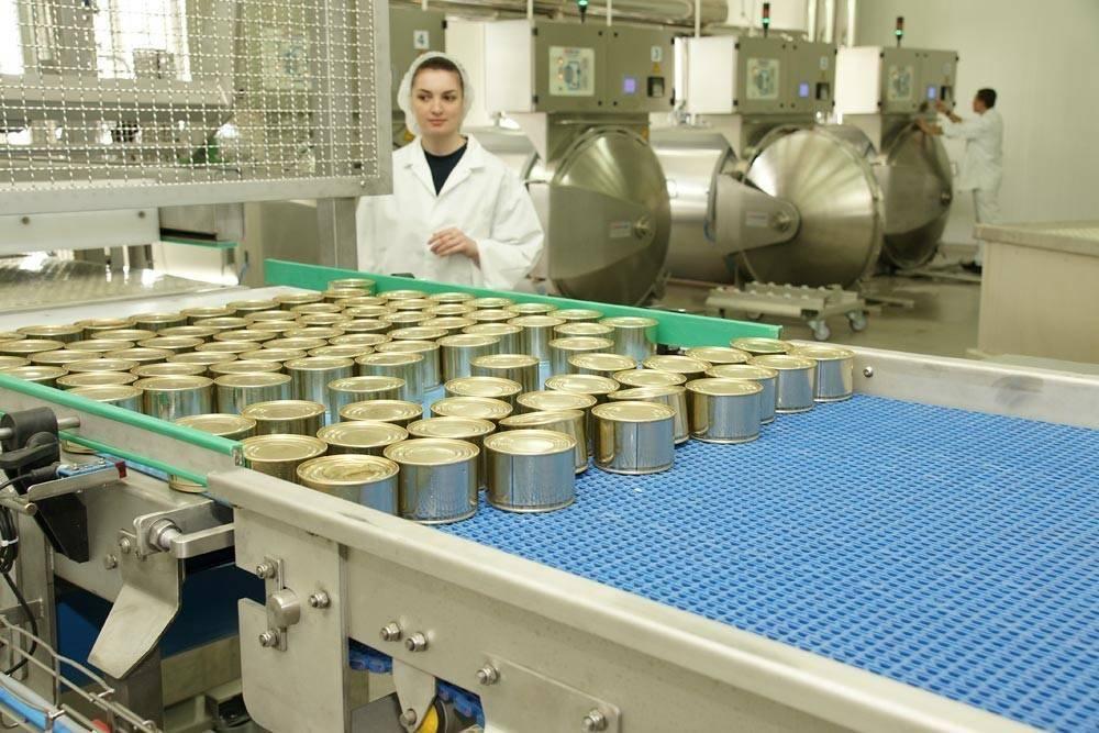 Технология производства консервов