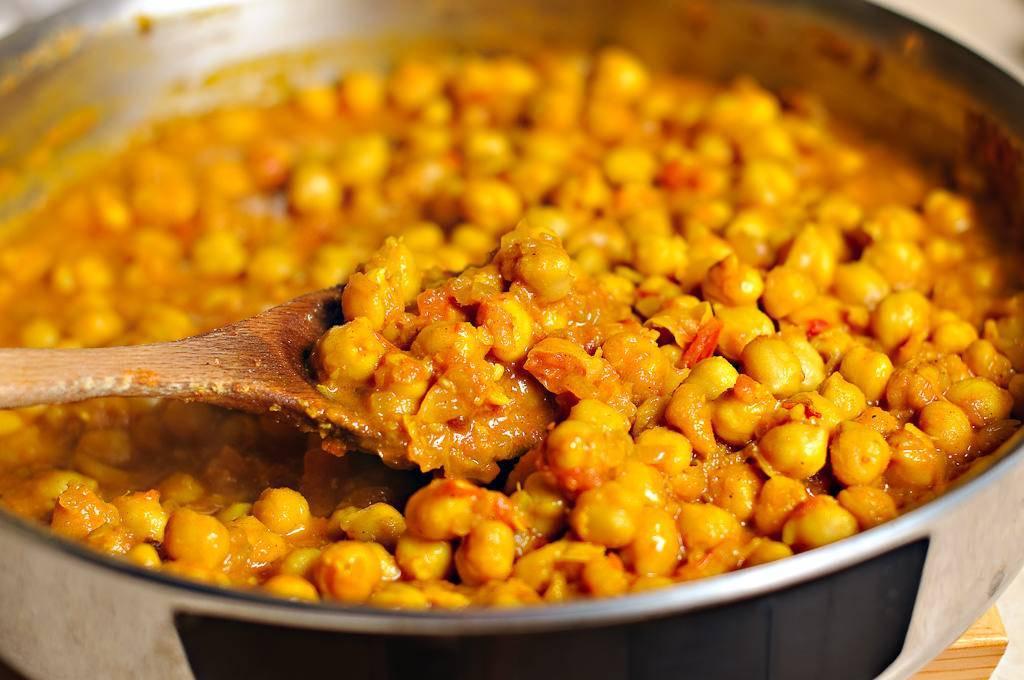 Как готовить нут – сладкие блюда