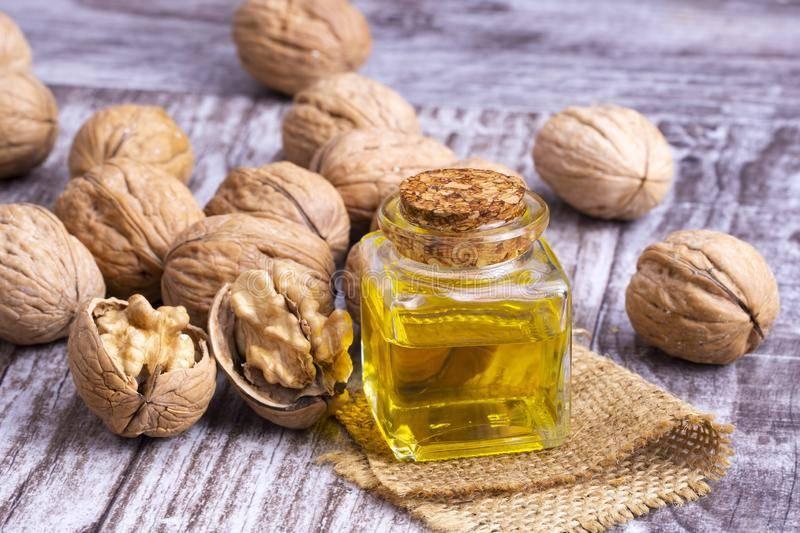 Польза и вред масла грецкого ореха