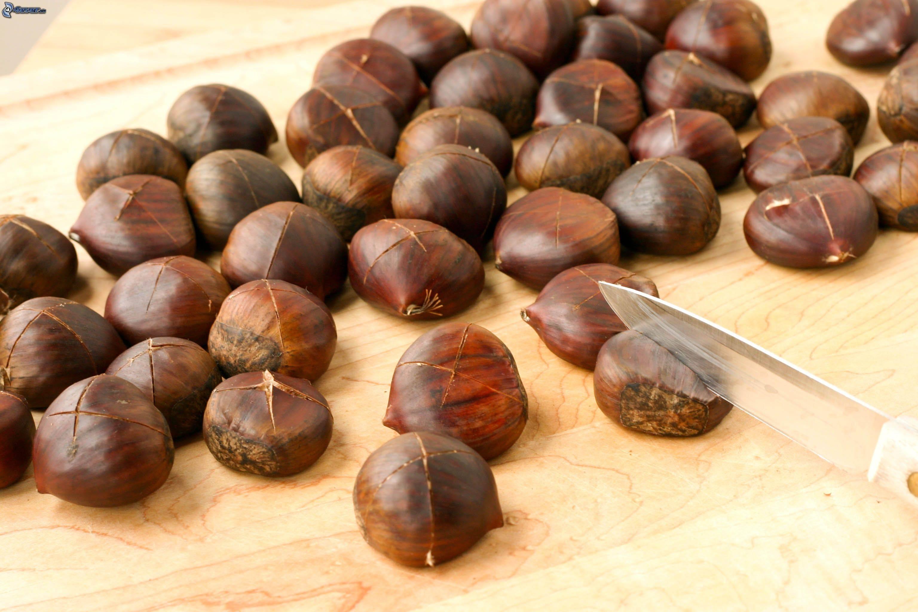 Каштаны: польза и вред ореха, как выбрать, хранить и готовить