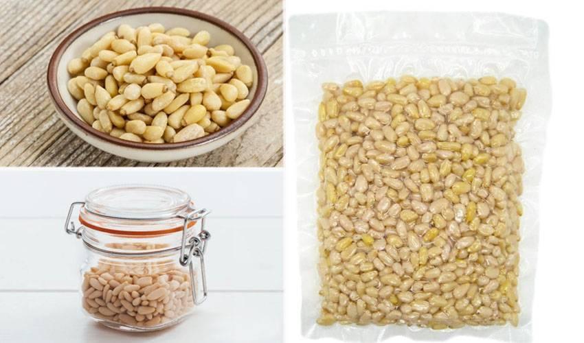 Как и где хранить разные виды орехов: проверенные способы