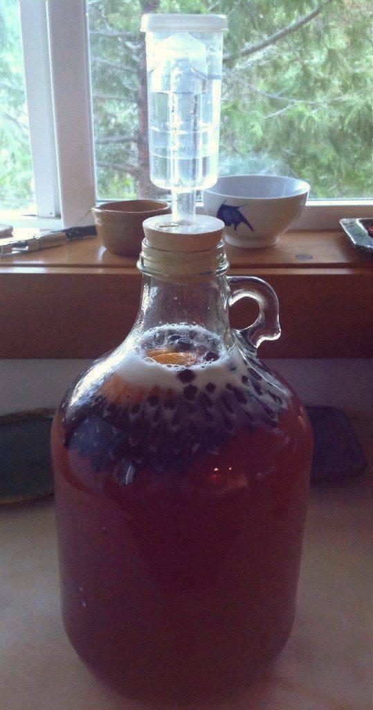 Домашнее вино из варенья – просто, недорого, вкусно, доступно