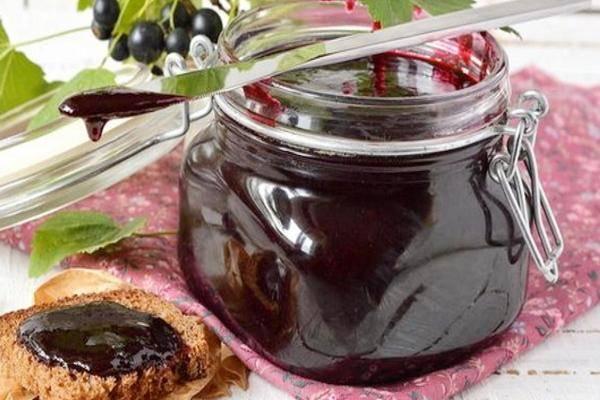 Джем из черной смородины на зиму — 5 простых рецептов