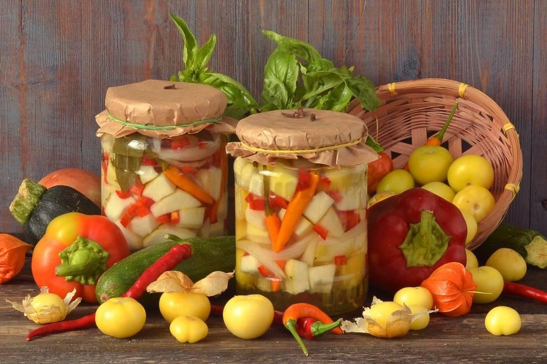 Подготовка плодов, ягод и овощей к консервированию