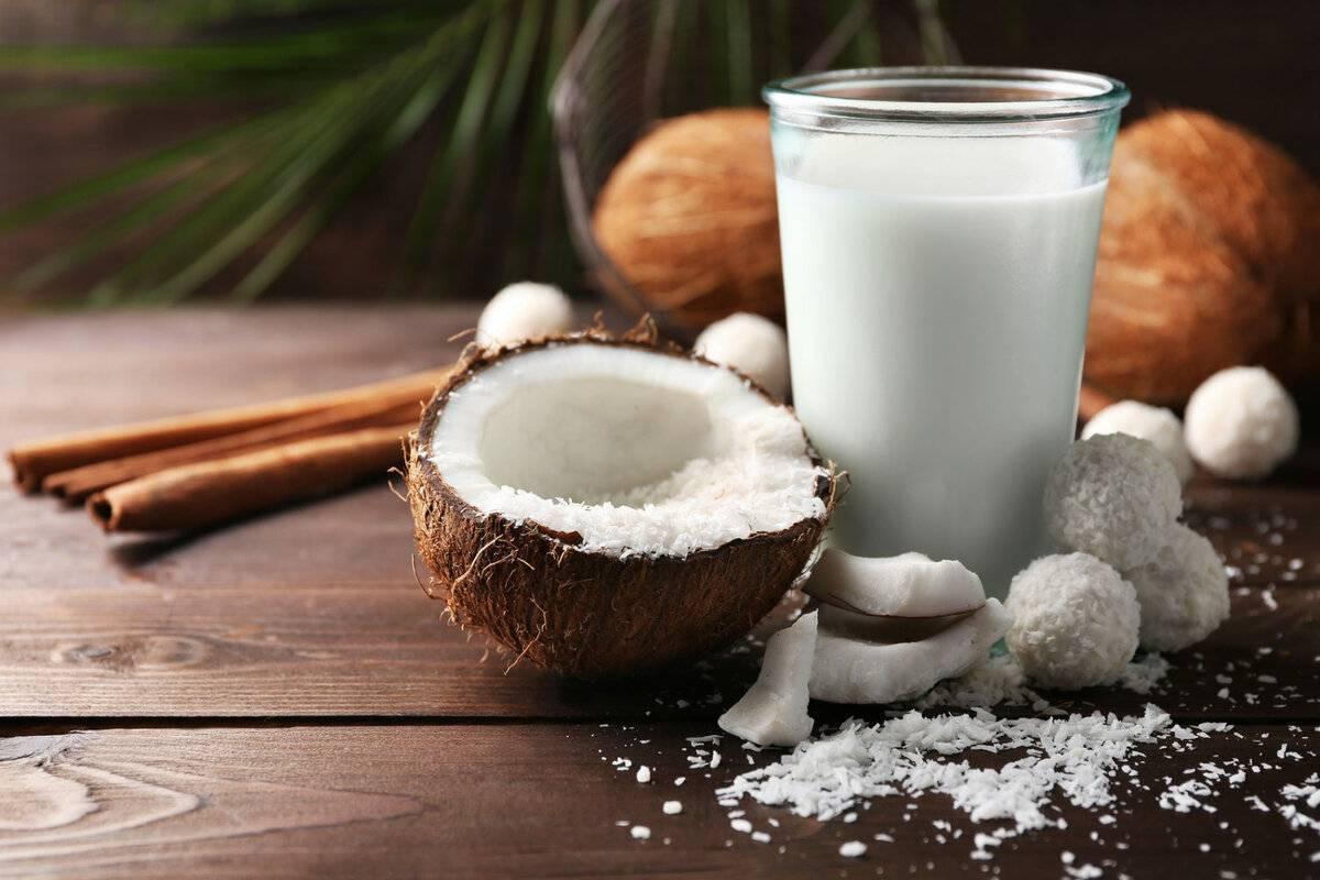Чем полезна кокосовая паста: состав, калорийность, применение