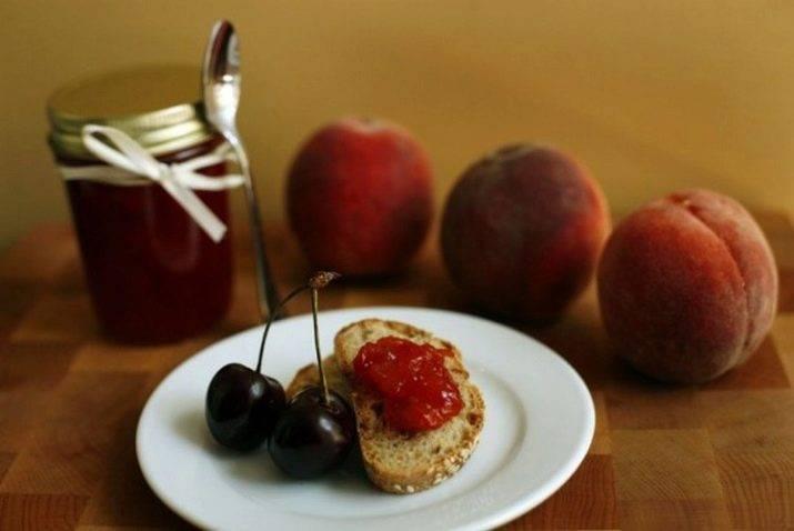 Вишневый конфитюр - 6 рецептов с фото пошагово