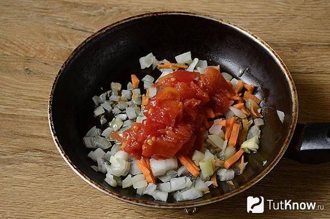 Рецепт помидоры с морковью и луком «хит сезона»