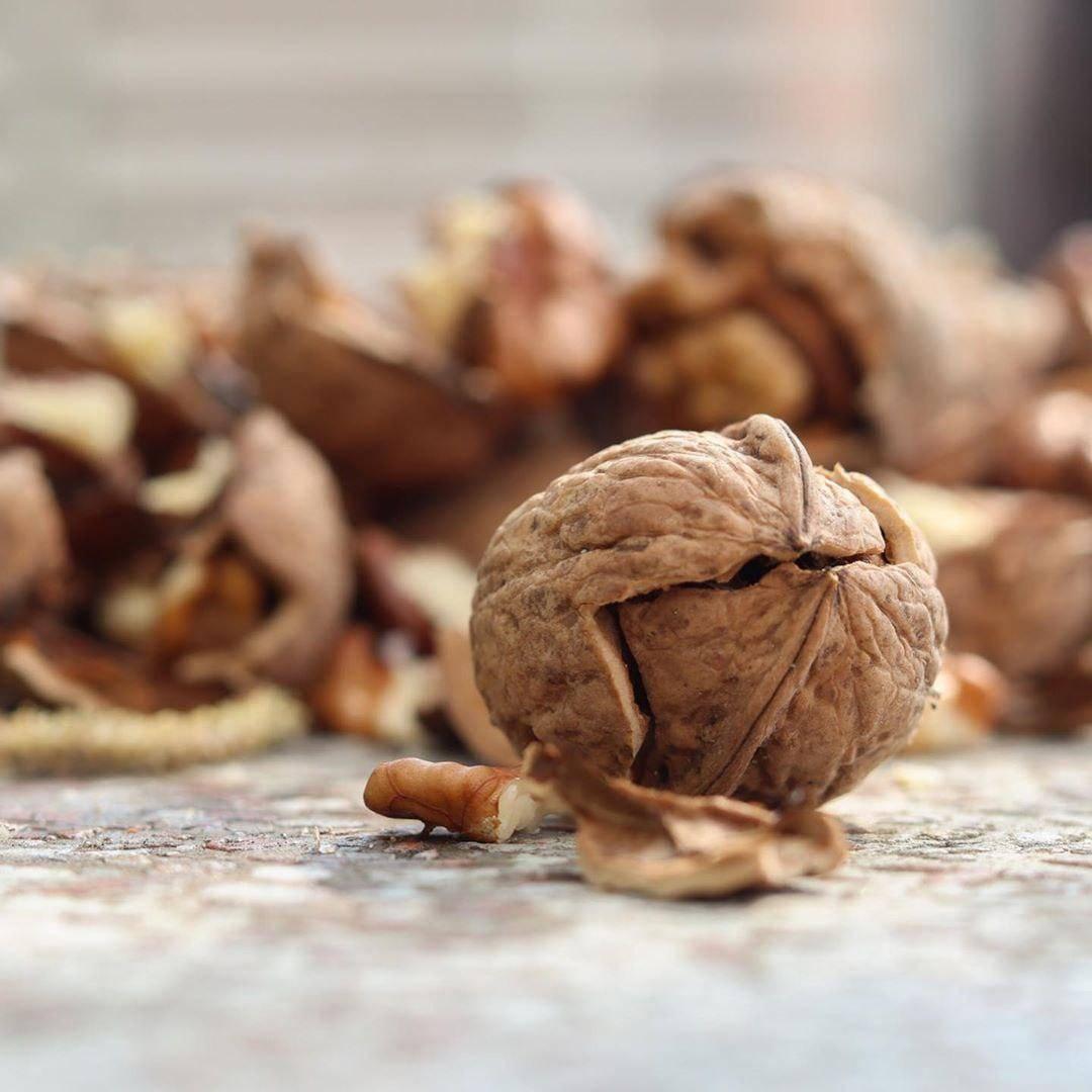 Качество ядра грецкого ореха